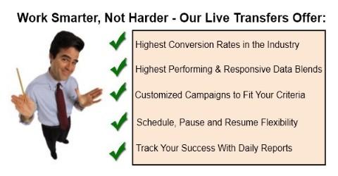 Mortgage Live Transfers