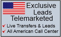 Exclusive Telemarketed Leads